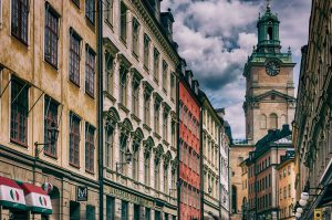 Streets of Gamla Stan