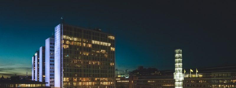 Лучшие смотровые площадки Стокгольма