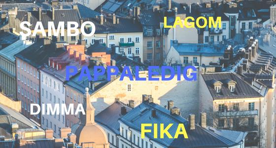 Необычные, красивые и смешные шведские слова, которые вас удивят