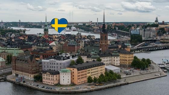 Факты о Швеции