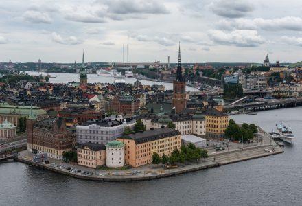 Стокгольм за 48 часов