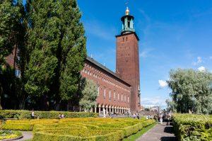 Stadshuset Stockholm Sweden