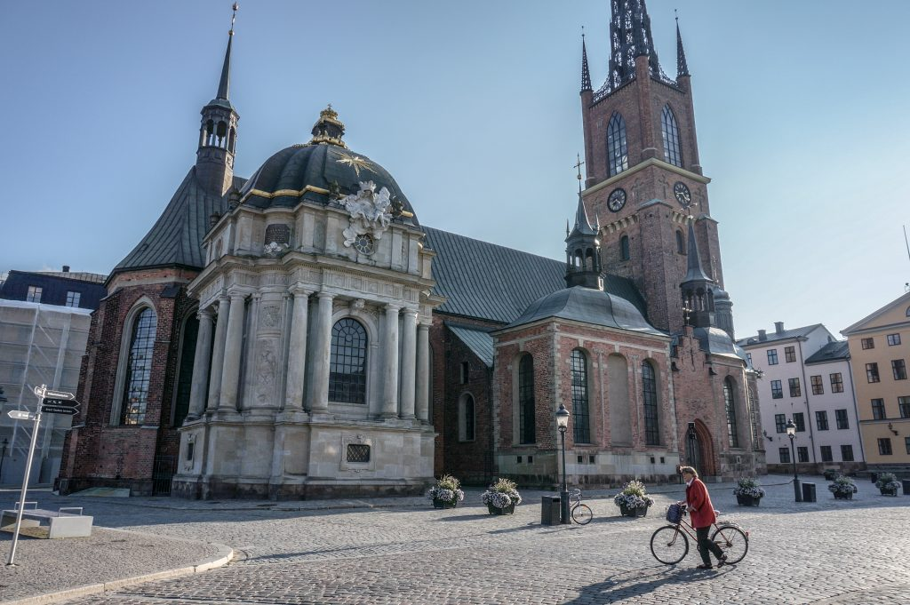 Riddarholmskyrkan Stockholm