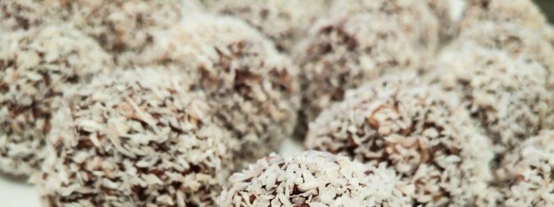 Готовим шведский десерт — шоколадные шарики