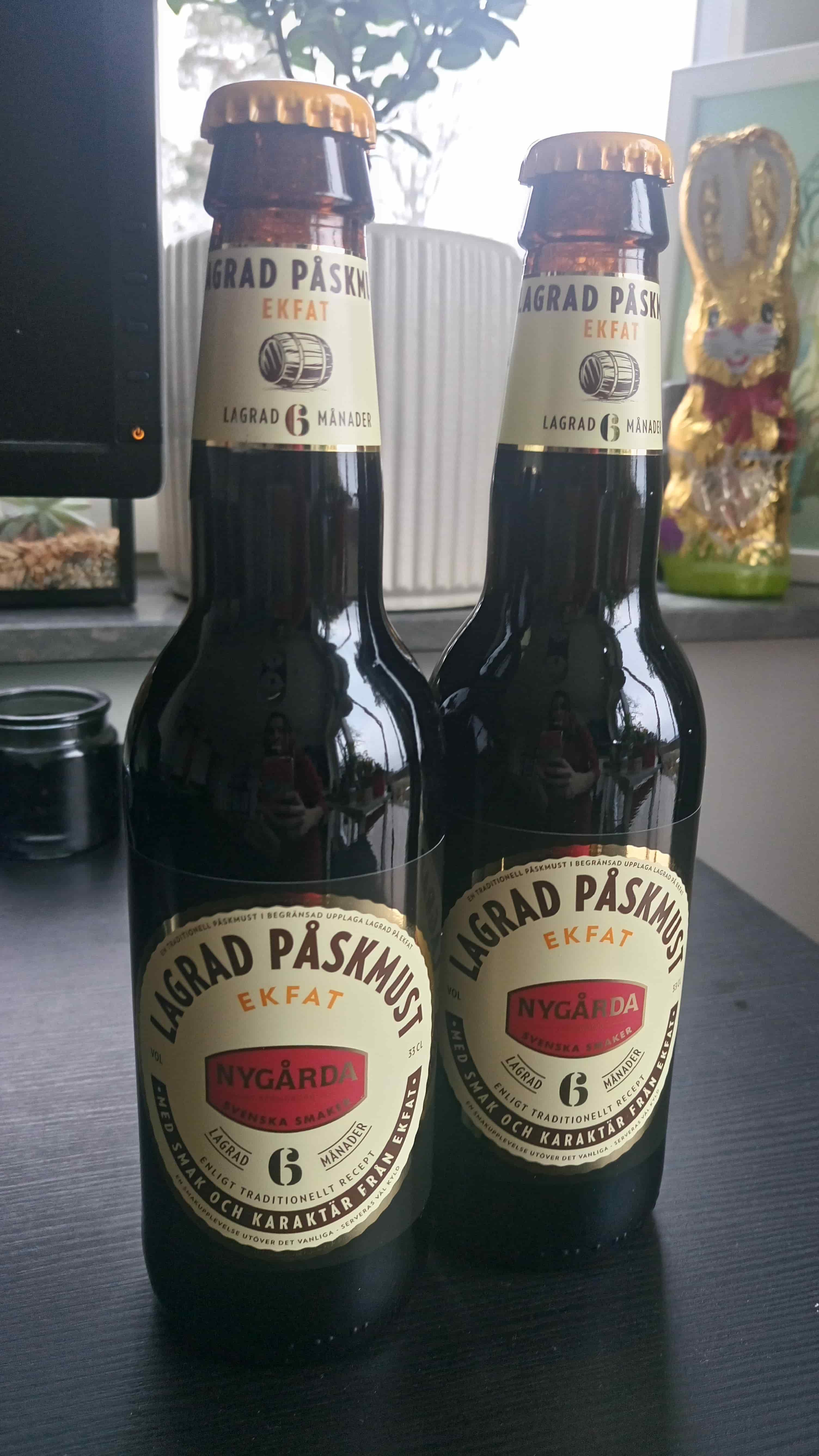 пасхальный напиток Påskmust