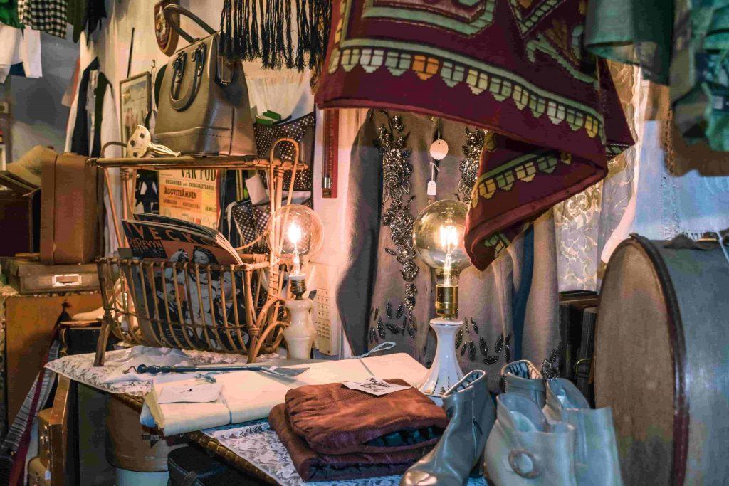 vintage store stockholm