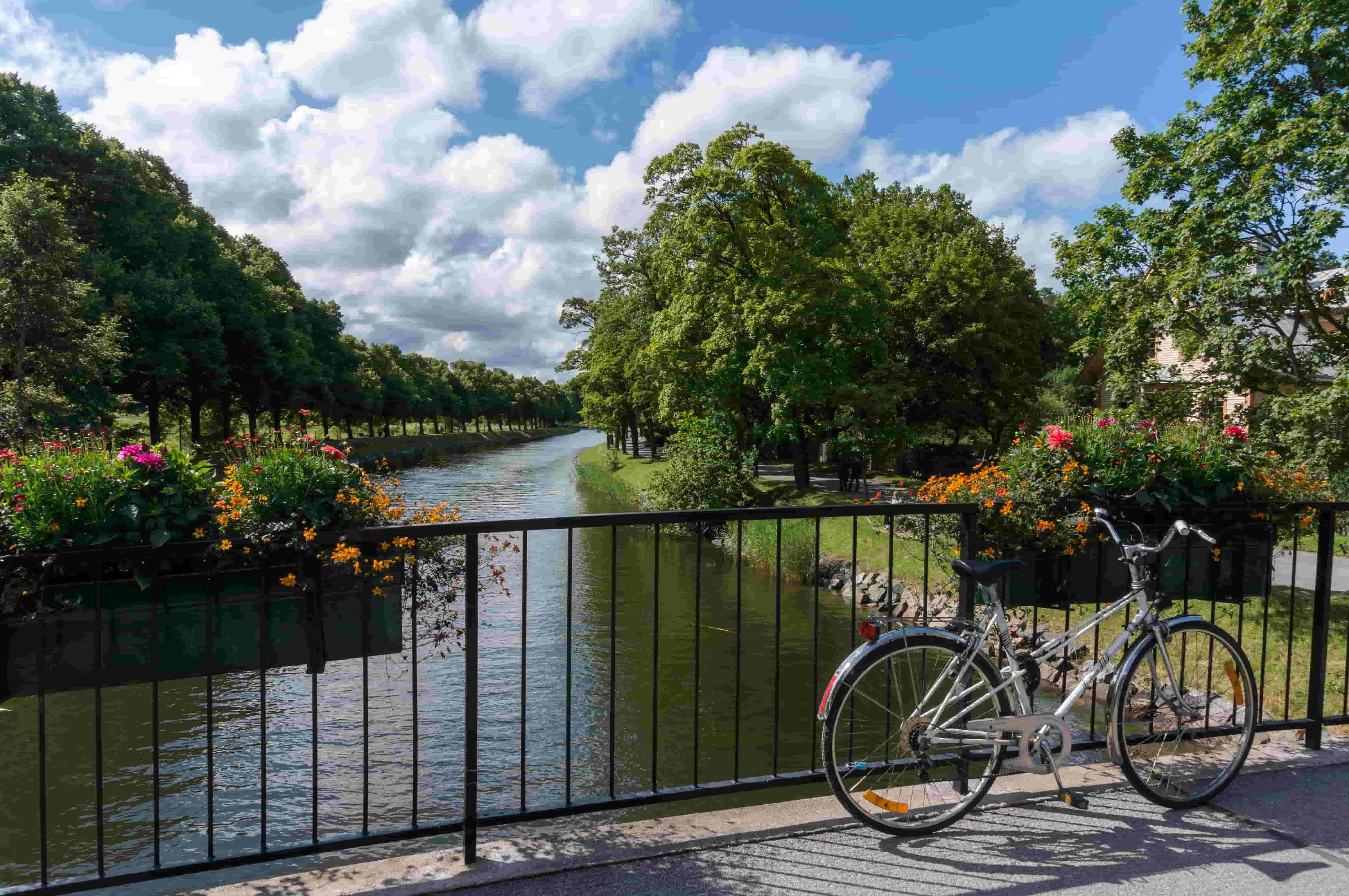 Лучшие парки Стокгольма