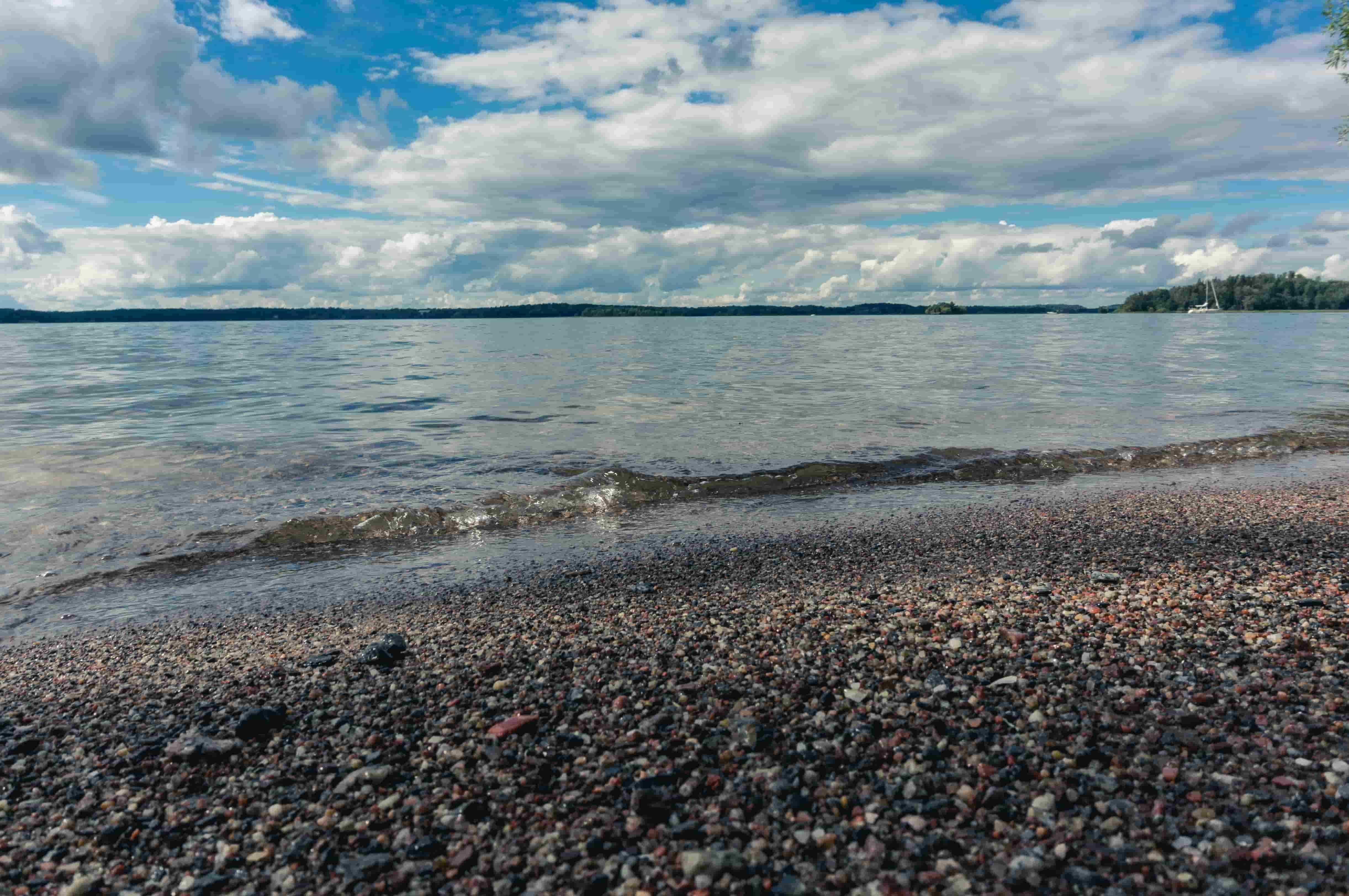 Stockholms beach