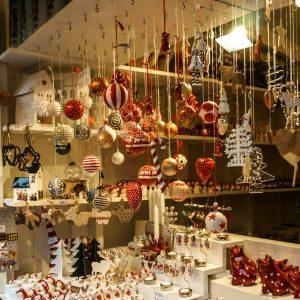 Christmas market in Stockholm