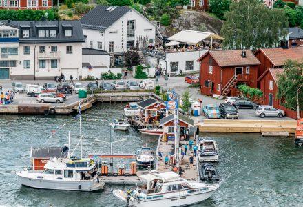 Ваксхольм. Шведский архипелаг