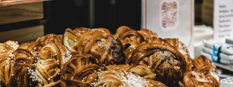 Фестиваль выпечки и шоколада в Стокгольме
