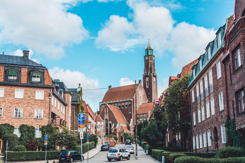 Цены на недвижимость в Стокгольме