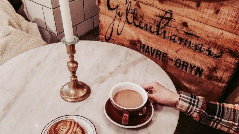 Где выпить кофе в Стокгольме