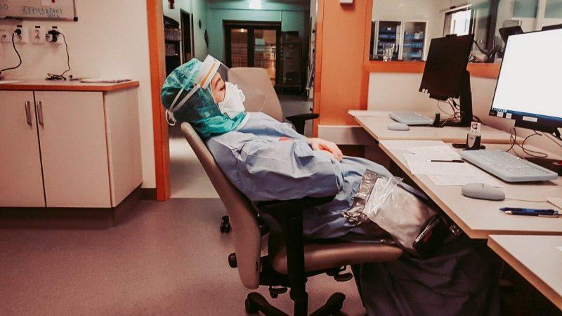 Шведская медсестра рассказывает о работе в отделении интенсивной терапии
