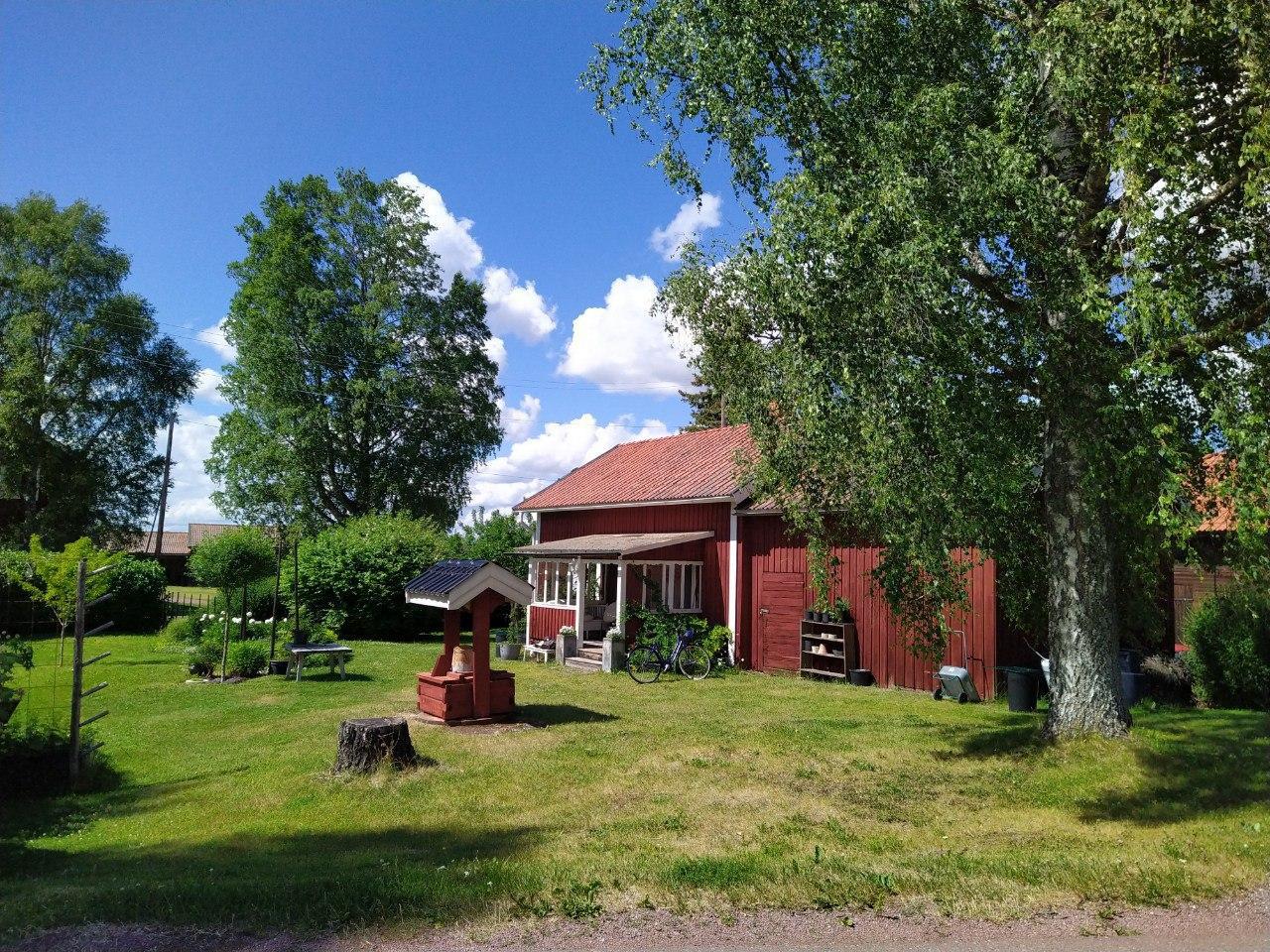 По Швеции: Даларна. Часть 2
