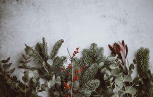 рождественский декор в Швеции