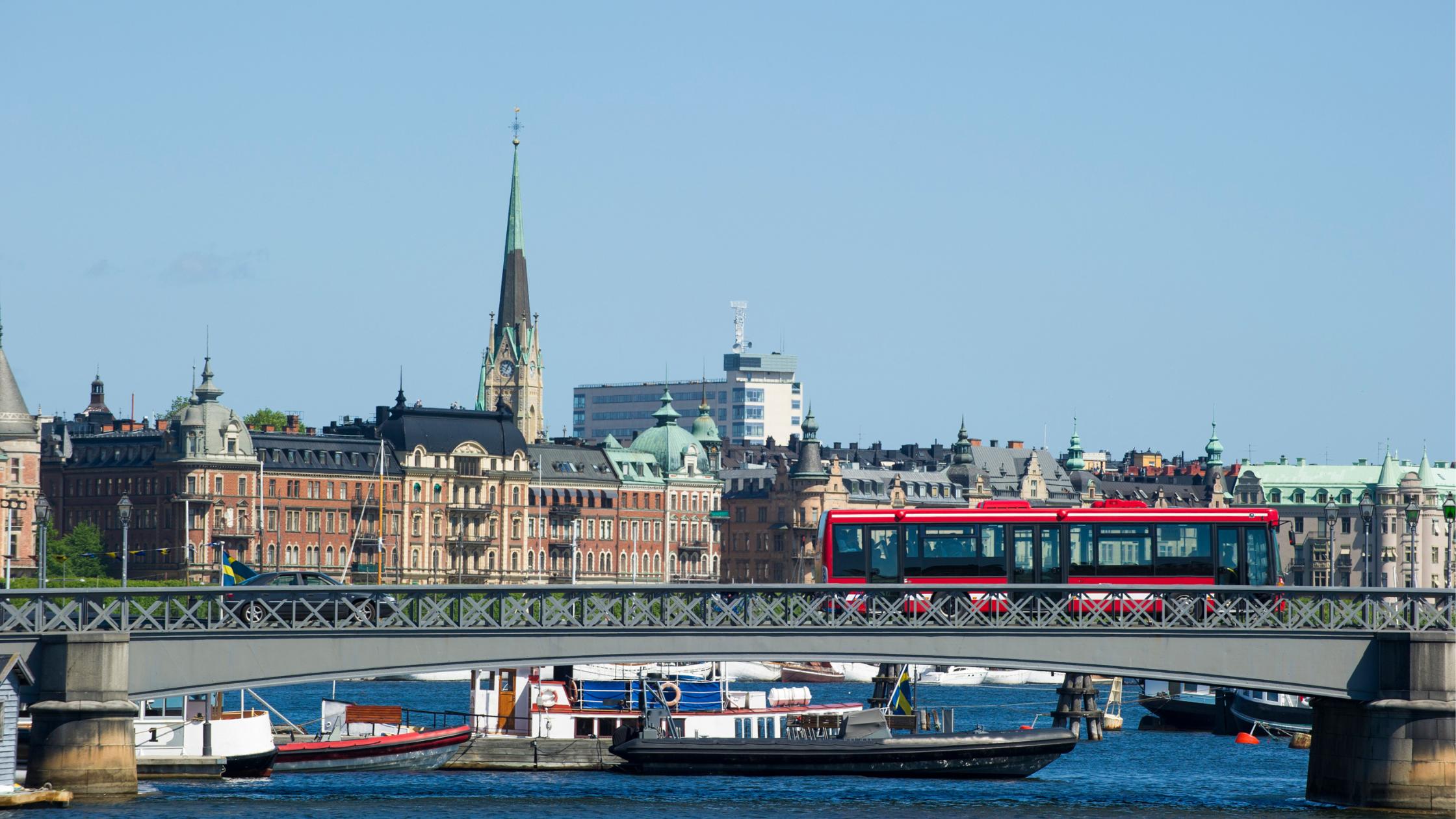 Сколько стоит транспорт в Стокгольме