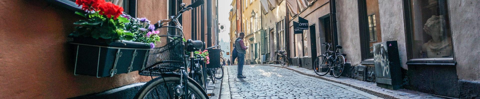 Шоппинг в Стокгольме