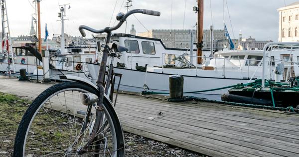 Велосипедная жизнь