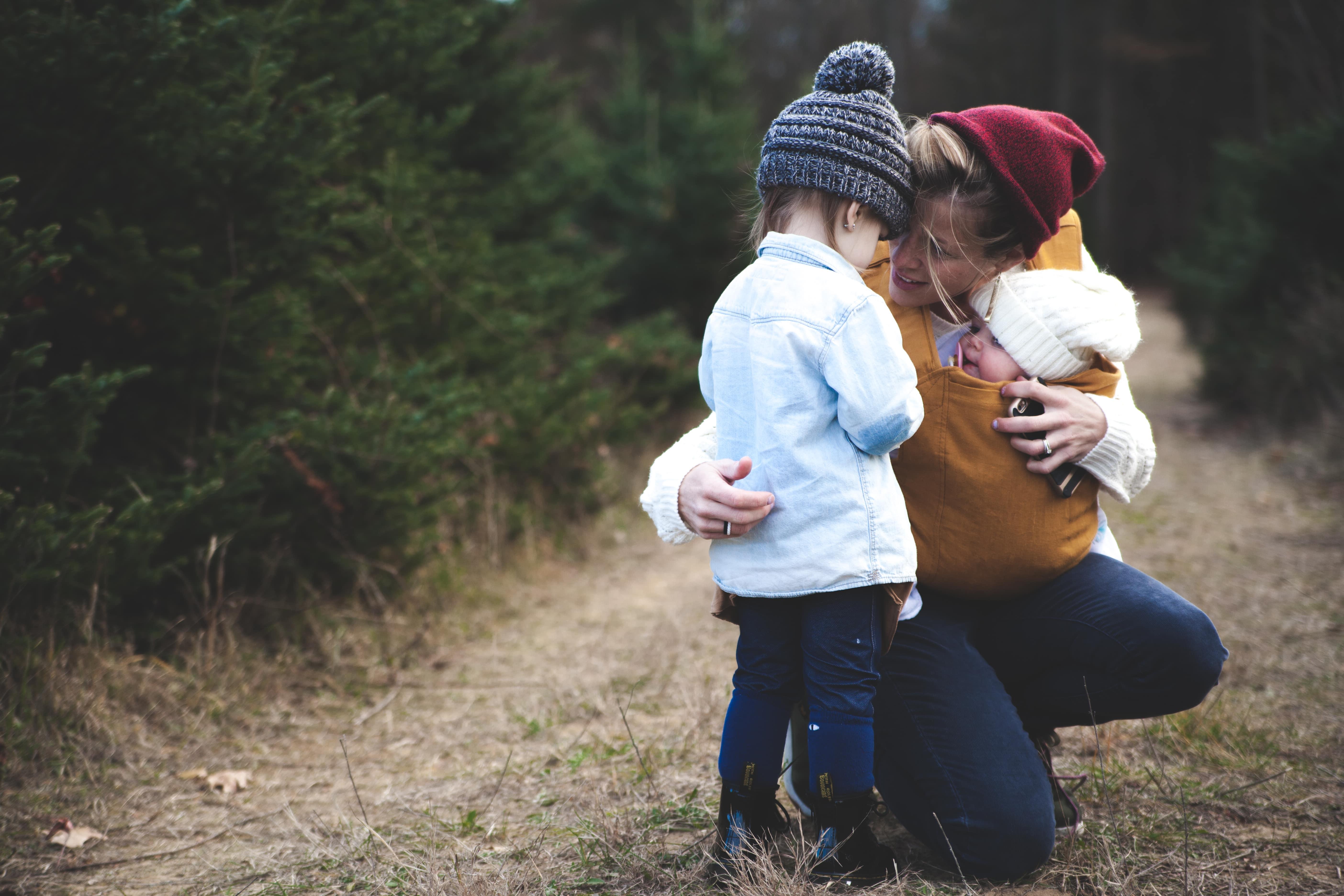 Швеция — страна работающих мам