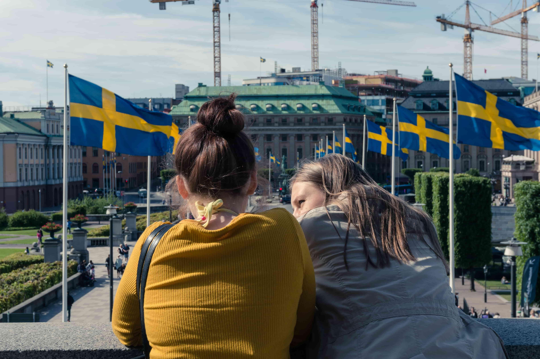 Равноправие по-шведски