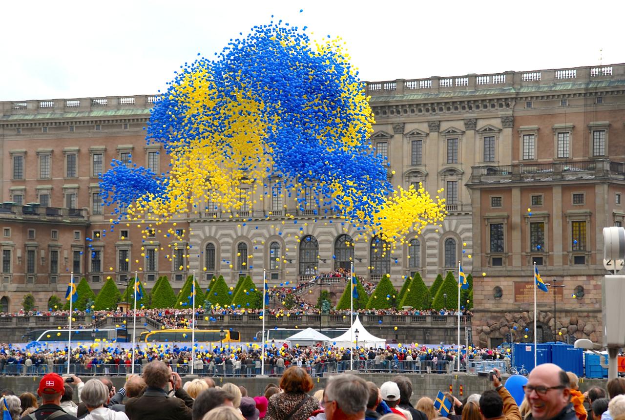 Национальный день Швеции. Как празднуют и куда пойти