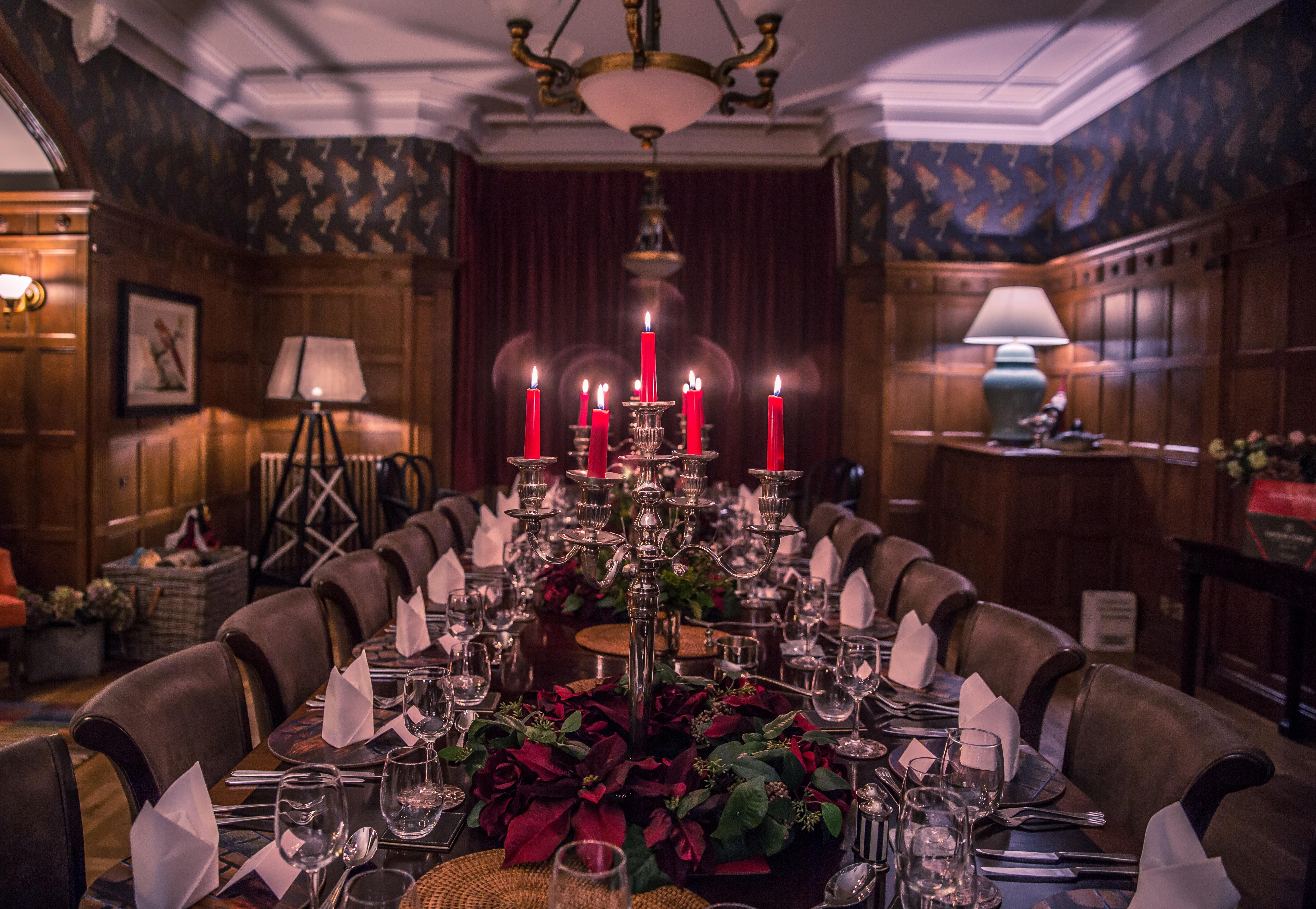 Шведский рождественский стол