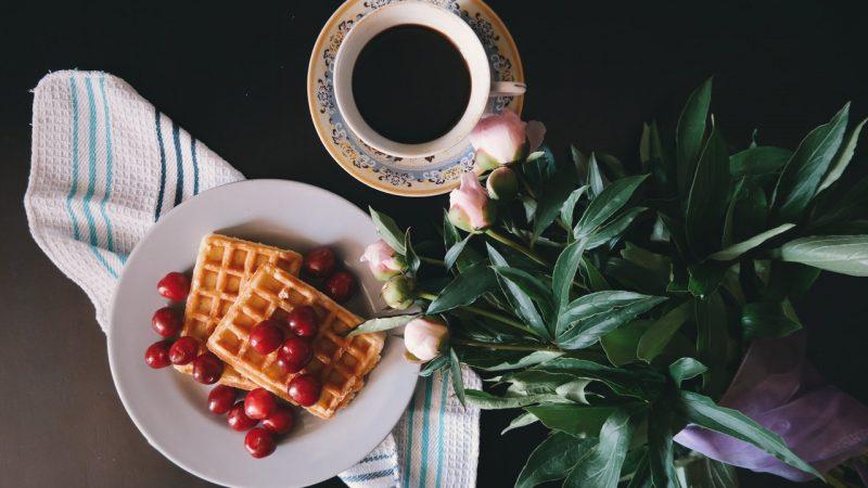 День вафель в Швеции