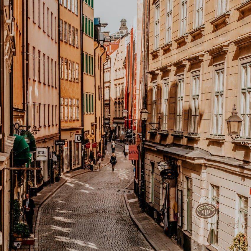 экскурсии в Стокгольме